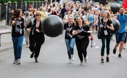 Kaunas 2022 savanoriai
