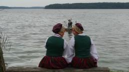 š Kauno marių dugno kils lietuviškosios Atlantidos legendos