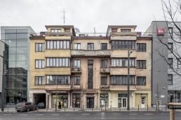 modernizmo pastatas