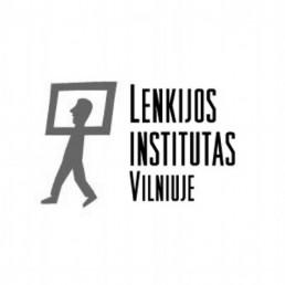 Lenkijos instituto Vilniuje logotipas