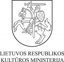 Lietuvos kultūros ministerija logotipas