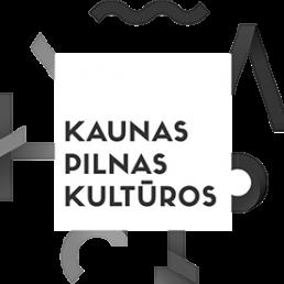 Kaunas pilnas kultūros logotipas