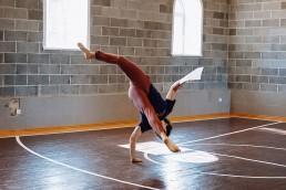 Šiuolaikinio cirko dirbtuvių pasirodymas